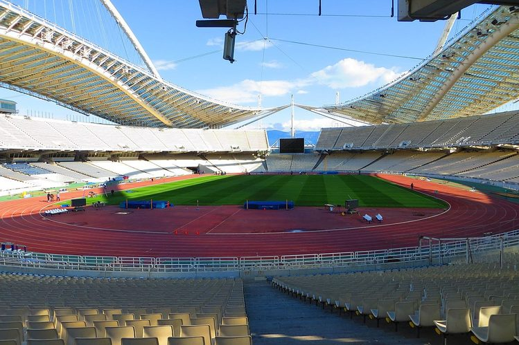 Olympic Stadium Greece