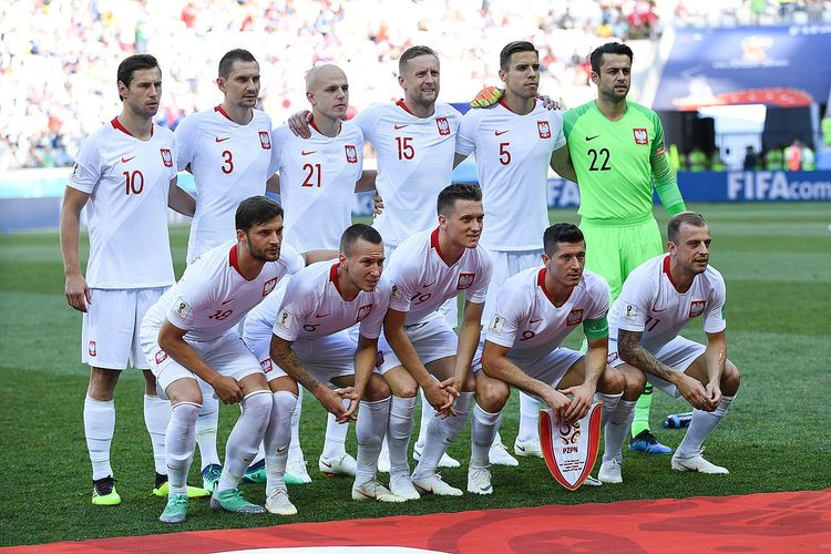 Poland National Team 2018 World Cup