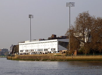 Fulham Stadium (Craven Cottage)