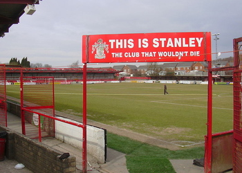 Accrington Stanley Stadium (Crown Ground)