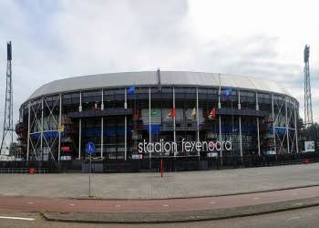 Feyenoord De Kuip Stadium Guide Dutch Grounds Football Stadiums Co Uk