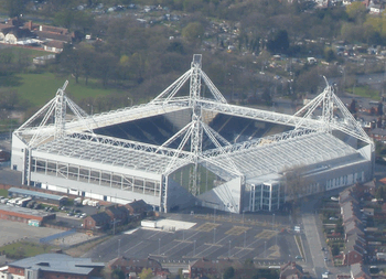 Preston North End Stadium (Deepdale)
