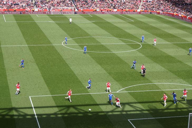 Soccer Ball Light Fixture