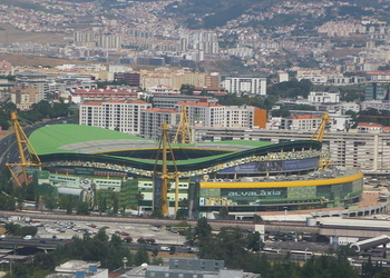 Sporting CP Stadium (Estadio Jose Alvalade)
