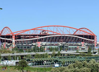 Benfica Stadium (Estadio da Luz)