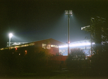 Blackburn Rovers Stadium (Ewood Park)