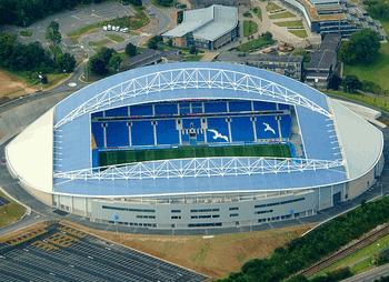 Brighton & Hove Albion Stadium (Falmer Stadium)