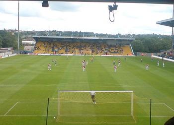 Mansfield Town Stadium (Field Mill One Call Stadium)