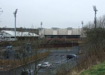Partick Thistle Stadium (Firhill Stadium)