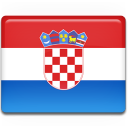 Croatia Flag 128