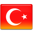 Turkey Flag 128