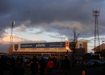 Portsmouth Stadium (Fratton Park)