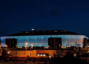 Sweden / AIK Fotboll Stadium (Friends Arena)