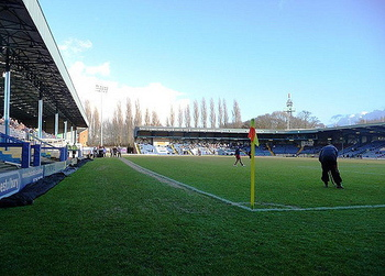 Bury Stadium (Gigg Lane)