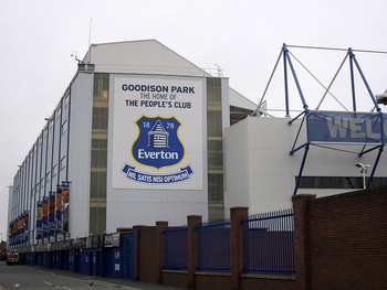 Everton FC Stadium (Goodison Park)