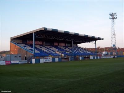 Barrow A.F.C Stadium (Holker Street)