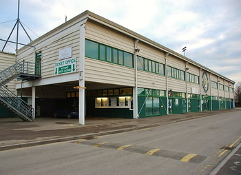 Yeovil	 Town Stadium (Huish Park)