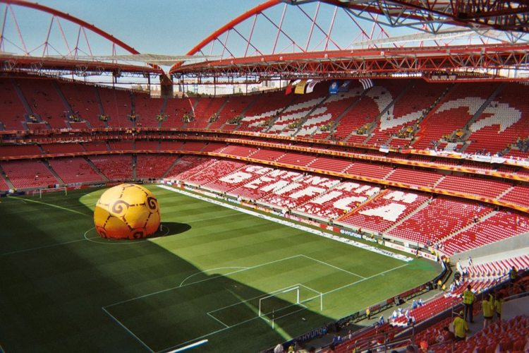 Benfica Stadium of Light