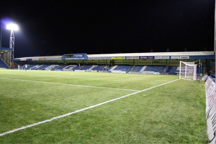 Priestfield Stadium Gillingham