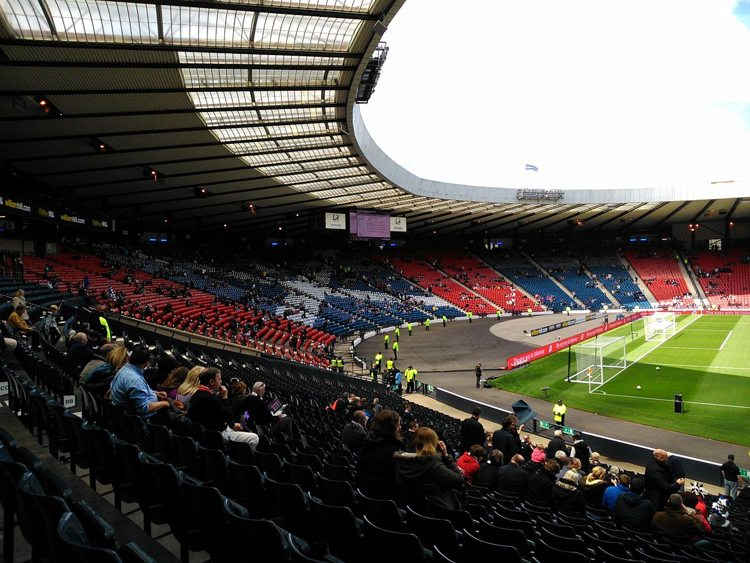 Hampden Park Scotland