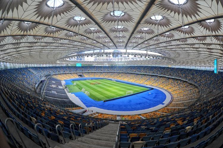 Olimpiyskiy National Sports Stadium