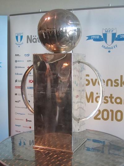 Swedish Trophy Lennart Johanssons Pokal