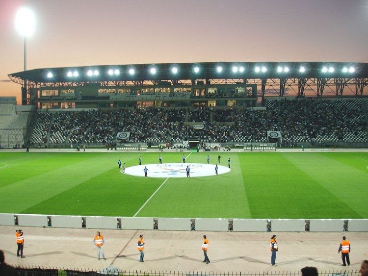 PAOK Thessaloniki Toumba Stadium