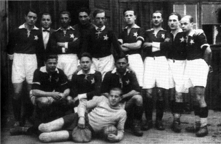 Wisla Krakow 1927 Champions