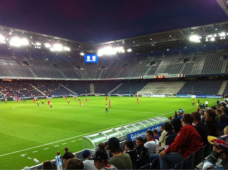 Red Bull Arena Salzburg Austria