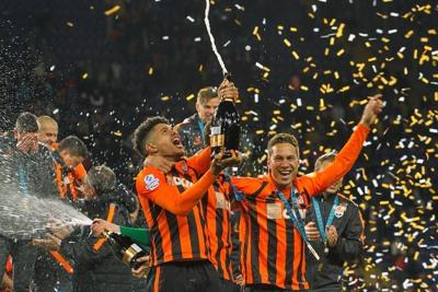 Shakhtar Donetsk Victory