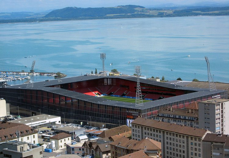 Stade de la Maladière Switzerland