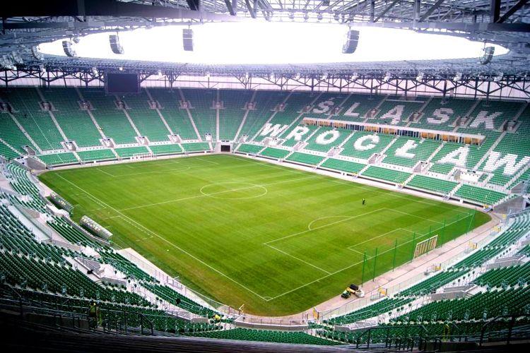 Stadion Miejski Slask Wroclaw