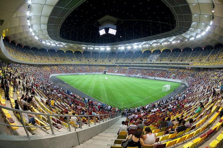 Stadionul National Romania