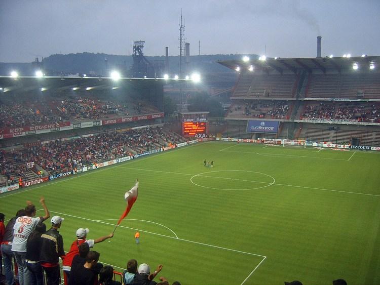 Standard Liege Stade Maurice Dufrasne