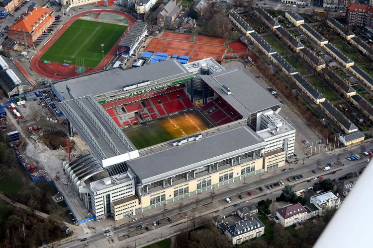 Telia Parken Netherlands FC Copenhagen