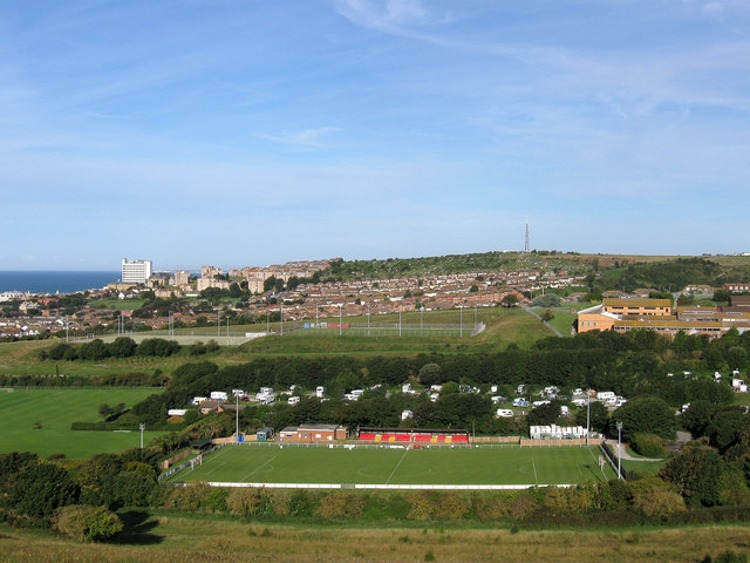 Whitehawk FC Ground