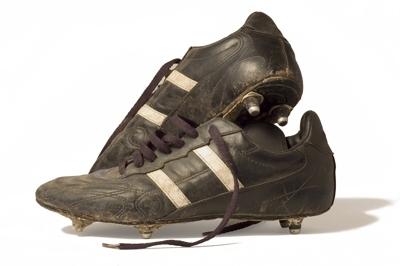 Old Football Boots Ukraine