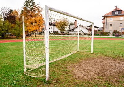 Old Goal Posts