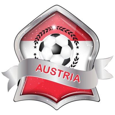 Austria Football Icon