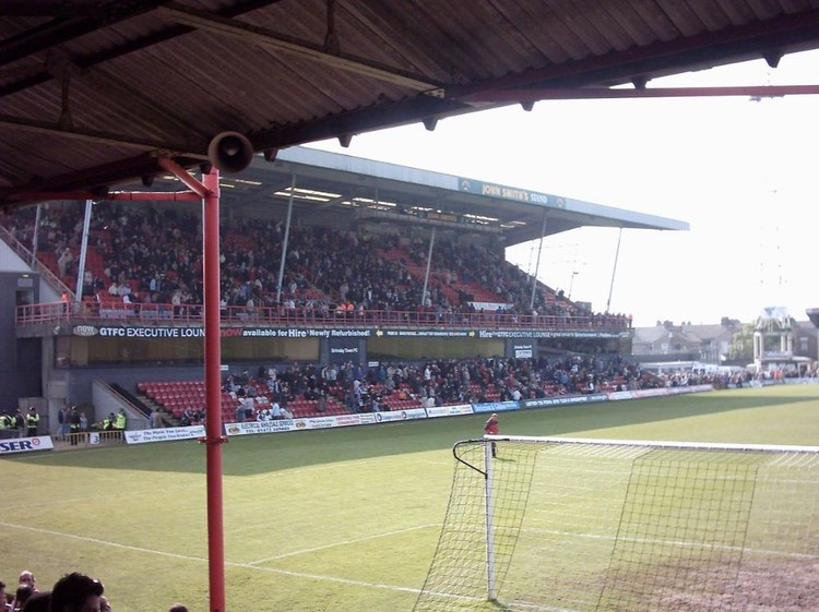 Blundell Park Grimsby Town FC