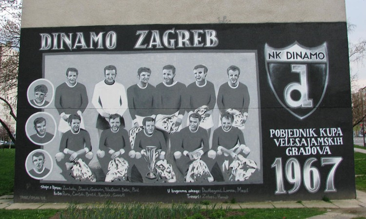 Zagreb Champions 1967