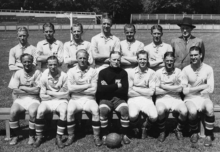 Malmo FF 1943-44 Season