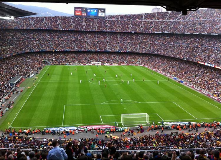 Camp Nou Full