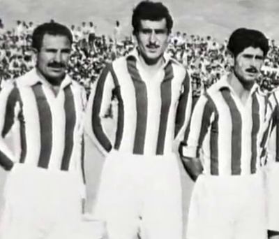 Olympiacos Players 1950s