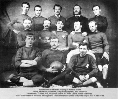 Sunderland 1884