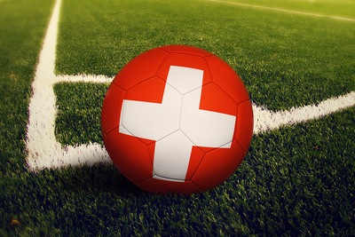 Switzerland Corner Football