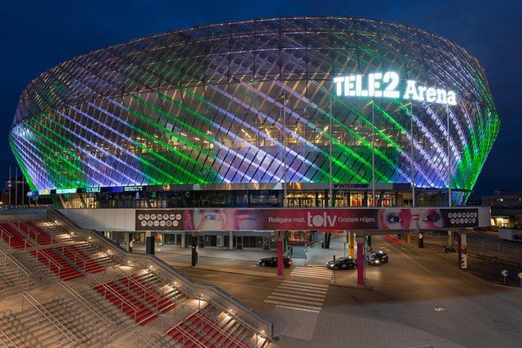 Tele2 Stadium Sweden