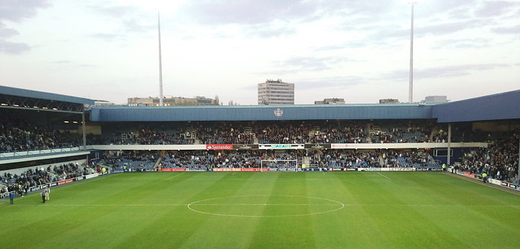 QPR Away - Review of Loftus Road Stadium, London, England ...