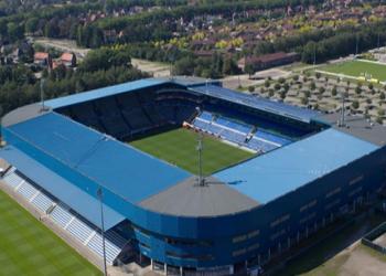 Krc Genk Luminus Arena Stadium Guide Belgian Grounds Football Stadiums Co Uk
