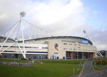 Bolton Wanderers Stadium (The University of Bolton Stadium)